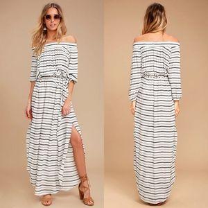 NWT Faithful the Brand Rae Maxi Dress